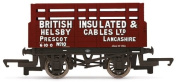 Hornby 00 Gauge British Insulated and Helsby Cables Coke Waggon