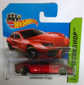 Hot Wheels HW WORKSHOP - Lamborghini Estoque in Red
