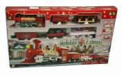 Holiday Express Christmas Train Track Set Xmas Tree Ornament Decoration Toy