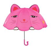 Kidorable Lucky Cat Umbrella - Pink