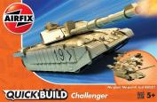Airfix Quick Build Challenger Tank Model Kit