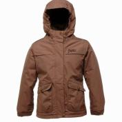 Regatta Mintaka Girls Warm Fleece Lined Waterproof Jacket / Coat