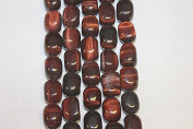 """Genuine Stone Beads - 12x16mm Nugget - High Quality Beads - 15-16"""" Long Strands - About 23-25 Beads Per Strand"""