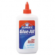 Elmer's - Glue-All White Glue, Repositionable, 230ml E1324 (DMi EA