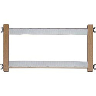 Value Hardwood Scroll Frame 15cm x 30cm -