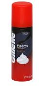 Gillette Foamy Regular Shave Foam Men 60ml Travel Size