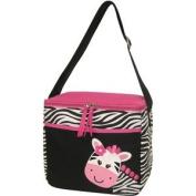 Tender Kisses Zebra Cooler Bag