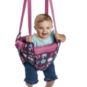 Evenflo Jenny Jump Up Doorway Jumper, Pink Bumbly
