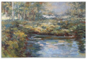 Artwork Reproduction Lake James Wall Art