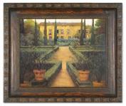 Green Yellow Garden Manor