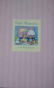 BABY MEMORIES Keepsake Journal