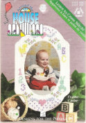 Cross Stitch Baby Picture Frame Kit