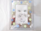 First Impression Mirror Polka Dot Frame