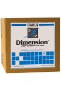 Franklin Cleaning Technology F330225 Dimension Labour Reducing Floor Finish, 18.9l