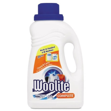 WOOLITE - Complete Laundry Detergent, 1480ml Bottle 77940 (DMi EA