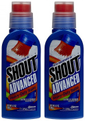 Shout Ultra-Concentrated Gel Brush Stain Lifter - 260ml - 2 pk