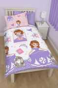 Disney Sofia The First Academy Single Rotary Duvet Set