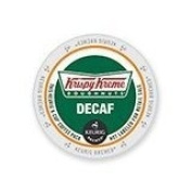 96 K Cups of Krispy Kreme DecafBlend Coffee