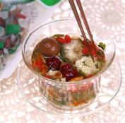 Helen Ou@hangzhou Yi Jiangnan Herbal Flower Tea Combination with Longjing Eight Treasures Tea 120g130ml/0.1kg