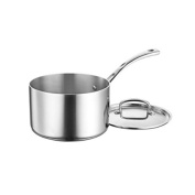 Cuisinart FCT194-20 French Classic Tri-Ply Stainless 3.8l Saucepot with Cover