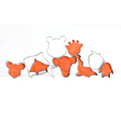 Adoroble [Animals] Steel Fruit/Vegetable Slicers/Cutters CookieCutter