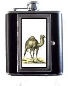 Camel Victorian Antique Colour Naturalist Art