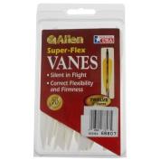 Allen Super-Flex Vanes, 13cm Vanes