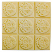 Sun and Moon Tray Milky Way Soap Mould