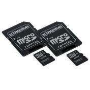 SJCAM SJ4000 Camcorder Memory Card 2 x 16GB microSDHC Memory Card with SD Adapter