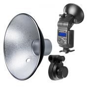 New Godox AD-S6 Umbrella-style Reflector for WITSTRO Accessory flash AD180 AD360