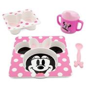 Disney Minnie Mouse Feeding Set for Baby