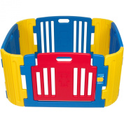 Friendly Toys Little Playzone Basics Safety Indoor Gates