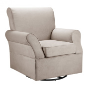 Dorel Asia Swivel Glider, Comet Doe