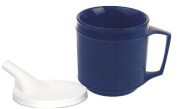 Weighted Insulated Cup with Spout Lid