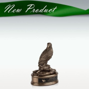 Small Grand Eagle Cremation Urn - Engravable
