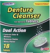 Denture Cleaner Tablets Bulk Case of 24
