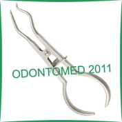 Brewer Rubber Dam Clamp Forceps