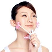 Voberry Cell Roller for Face UP Arm Cellulite Roller Slimming Roller Massager for Neck Face
