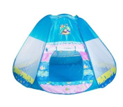 Zuwit Pop up Baby & Kids Play Tent House 180cm Large Space Blue