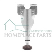 Adjustable Centre Leg Bed Frame Support