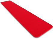 Red Carpet Aisle Runner - 0.9m x 15m - Many Other Sizes to Choose From