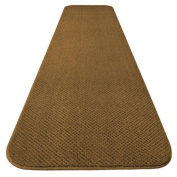 Skid-resistant Carpet Runner - Bronze Gold - 7.3m X 70cm . - Many Other Sizes to Choose From