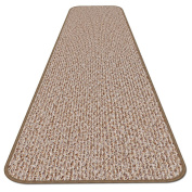 Skid-resistant Carpet Runner - Praline Brown - 3m X 90cm . - Many Other Sizes to Choose From