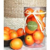 Artificial Faux Fake Fruit Orange