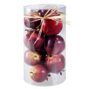 Artificial Faux Fake Fruit Pomegranate