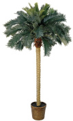 Nearly Natural 5107 Sago Palm Silk Tree, 1.8m, Green