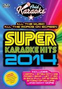 Super Karaoke Hits 2014 [Region 2]