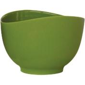 iSi Basics Flexible Silicone Mixing Bowl, 1.9l, Wasabi