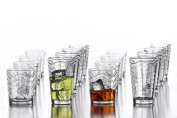 Style Setter Allure 12-Piece Glassware Set