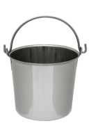 LINDY'S 7.6l Stainless Steel Pail